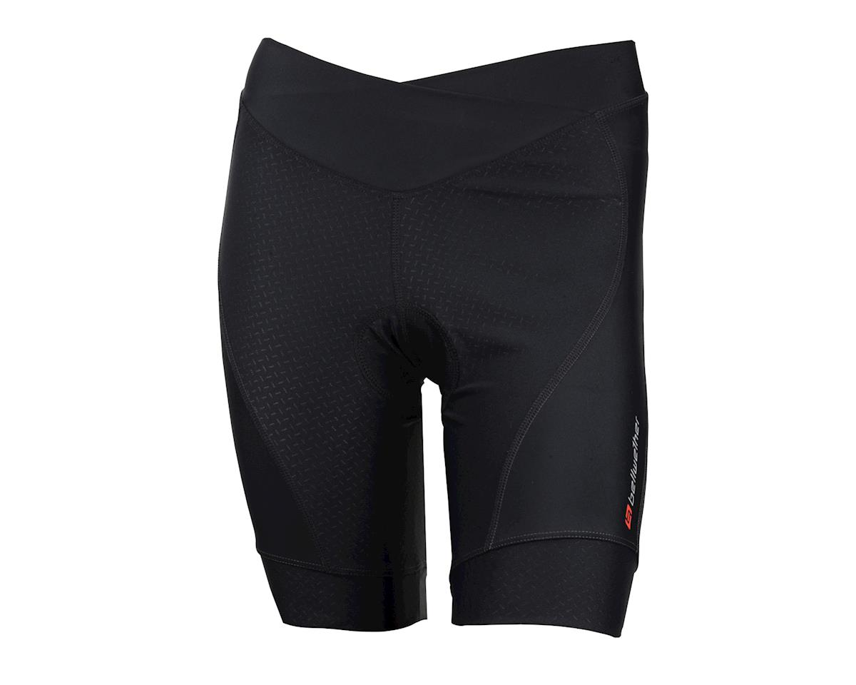 Bellwether Women's Axiom Cycling Shorts (Black) (L)