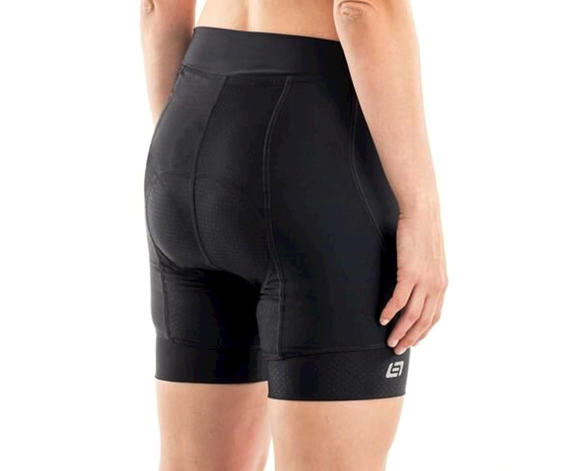 Bellwether Women's Axiom Shorty Shorts (Black) (M)