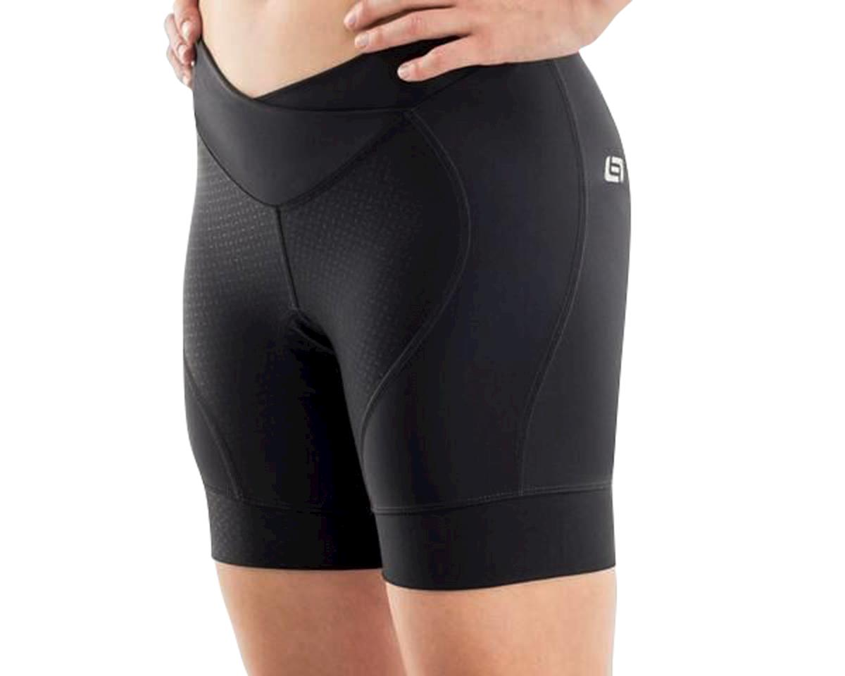Bellwether Women's Axiom Shorty Shorts (Black) (XL)