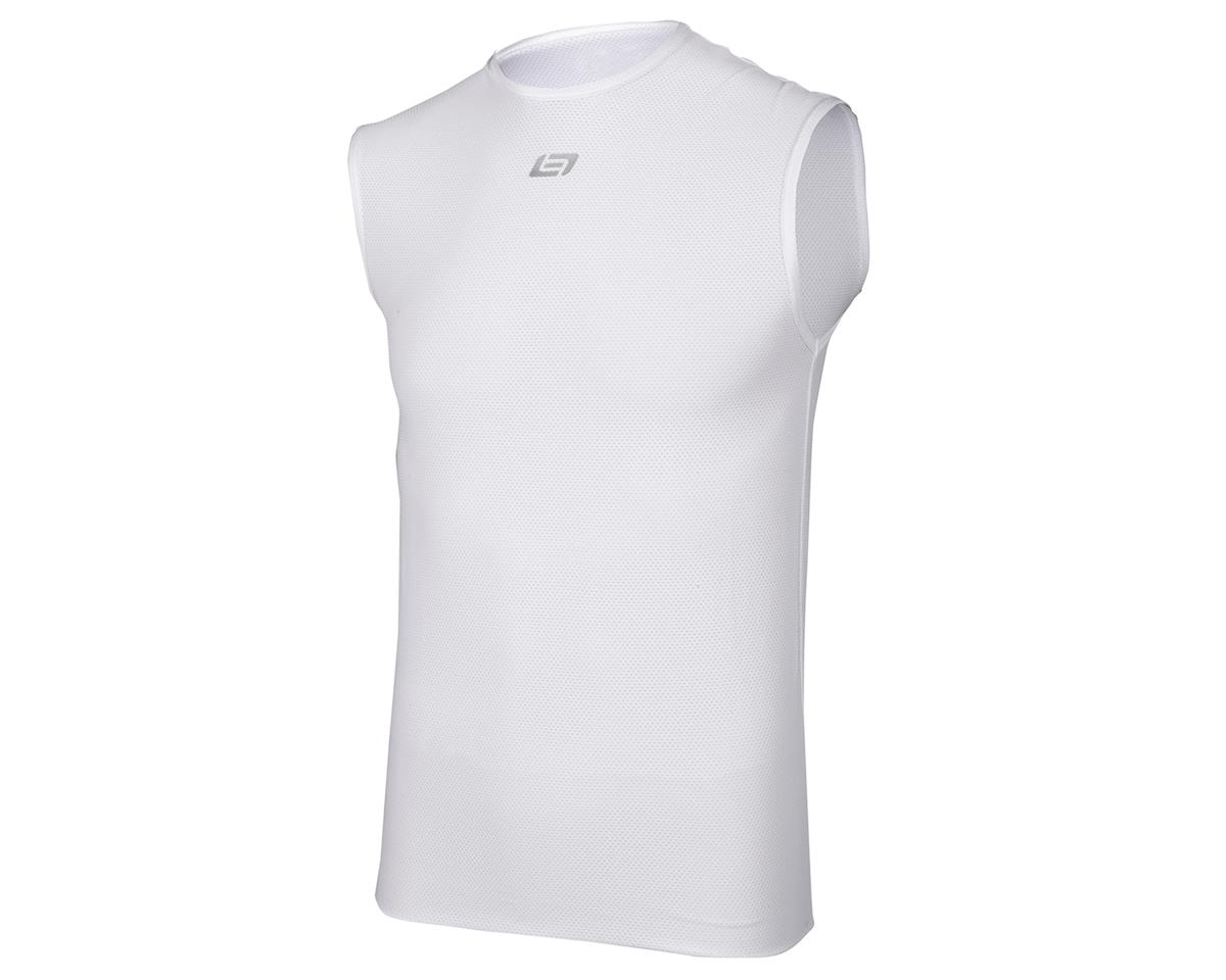 Bellwether Sleeveless Base Layer (White) (M)