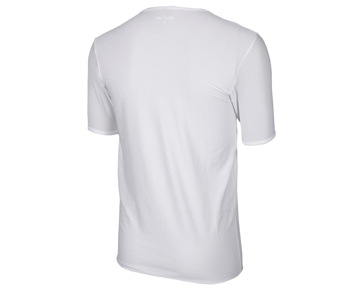 Image 2 for Bellwether Short Sleeve Base Layer (White) (M)