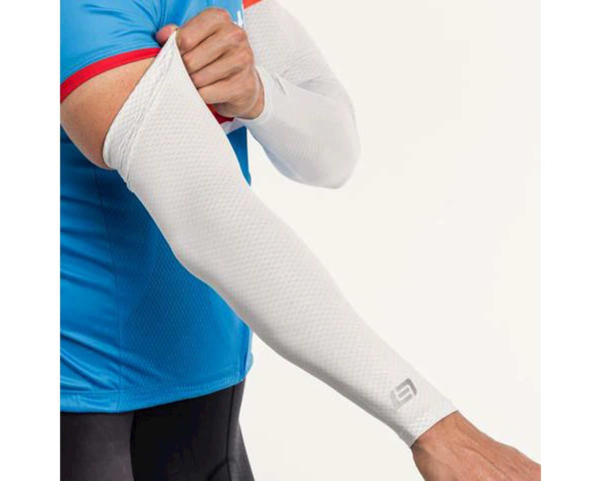 Bellwether Coldflash UPF Sun Sleeves (White)