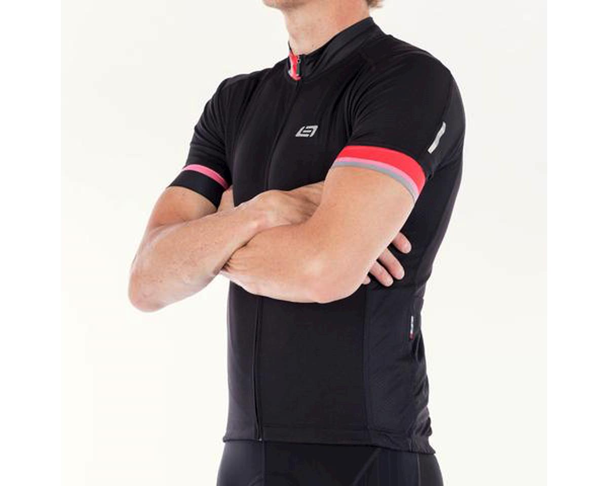 Bellwether Phase Jersey (Black/Red) (M)