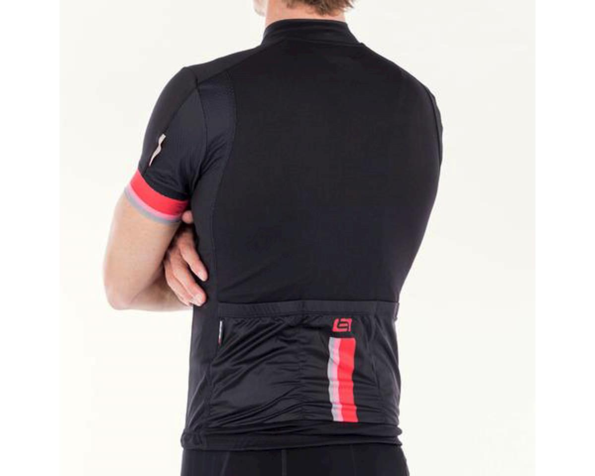 Bellwether Phase Jersey (Black/Red) (L)