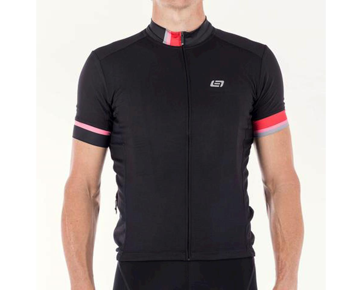 Bellwether Phase Jersey (Black/Red) (XL)