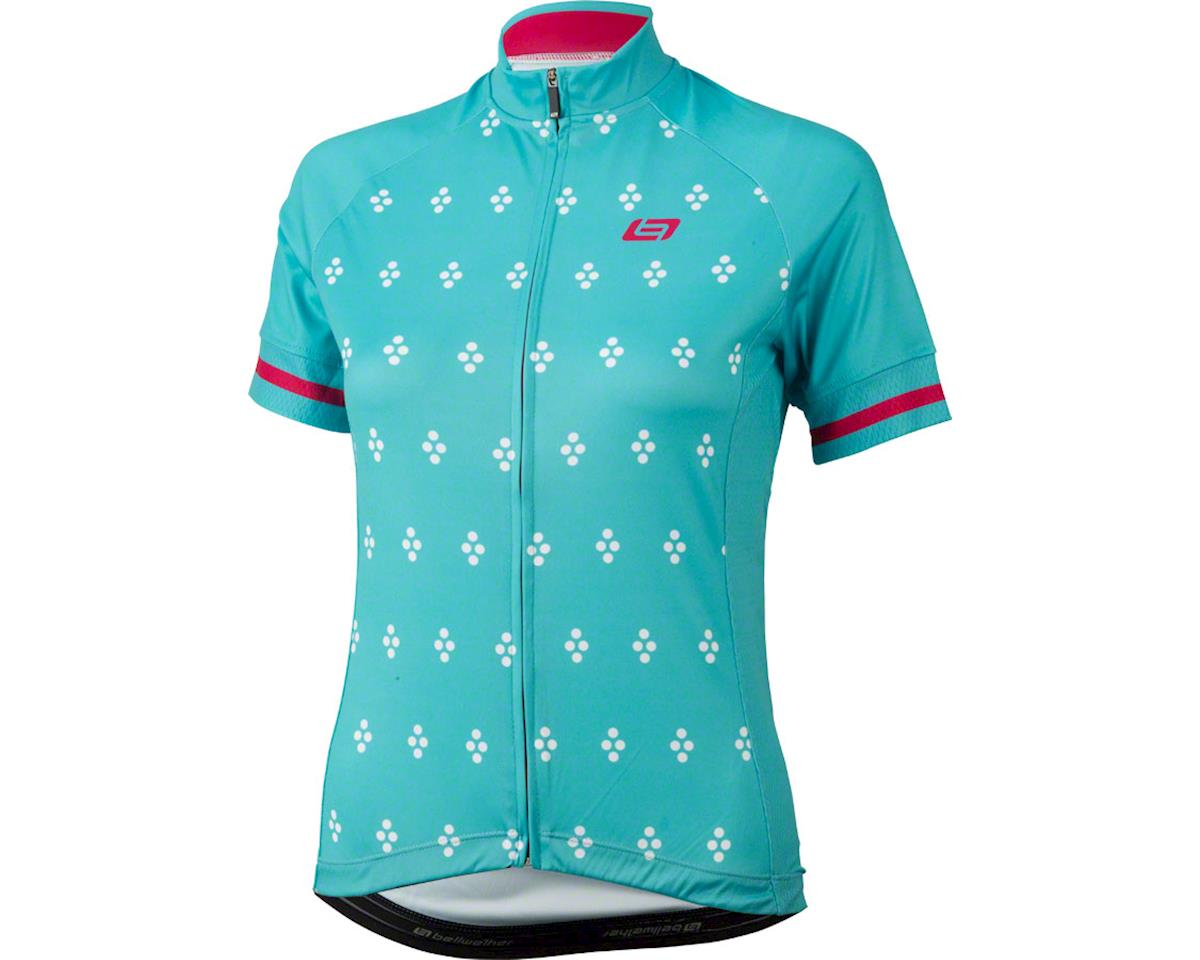 Bellwether Essence Women's Jersey (Aqua)