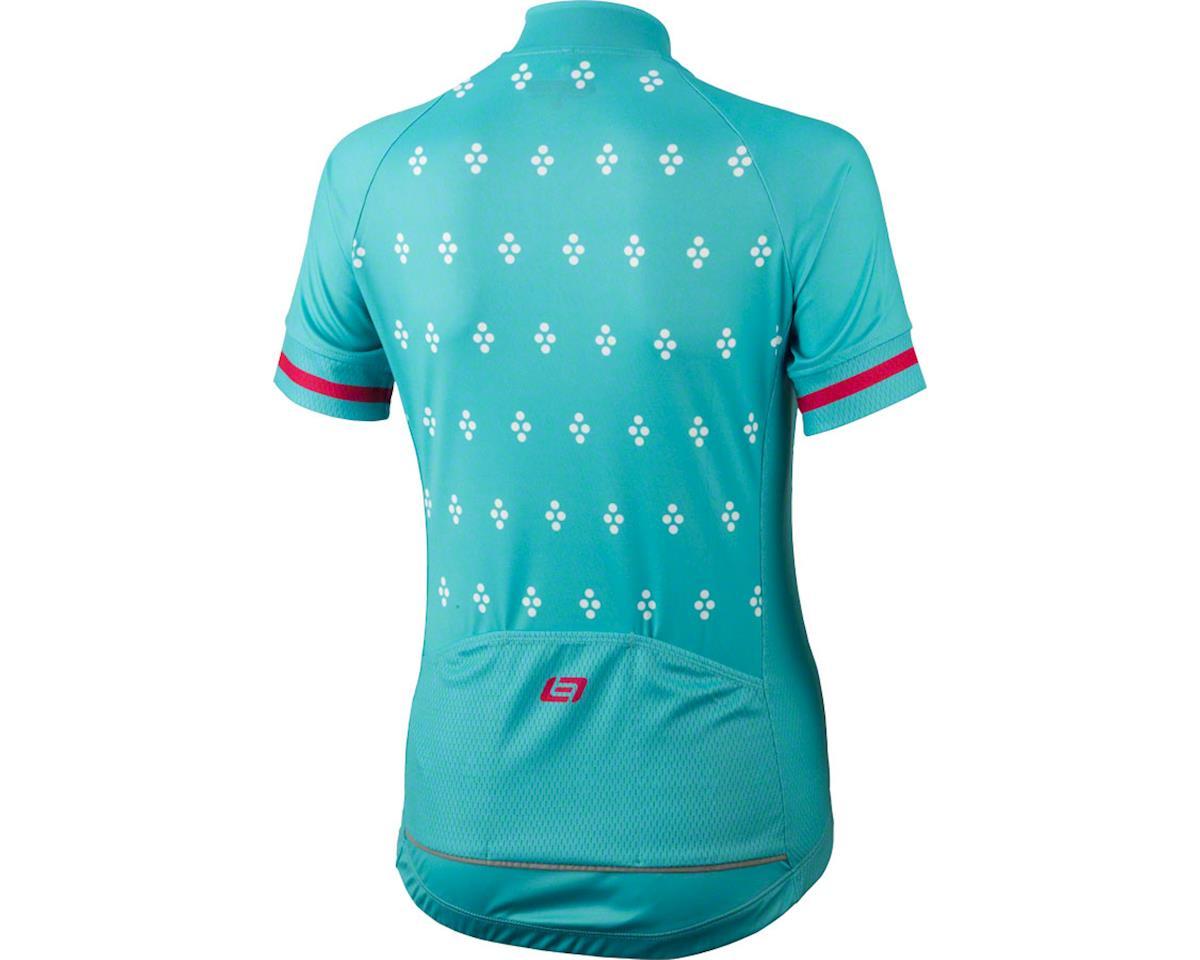 Bellwether Essence Women's Jersey (Aqua) (L)