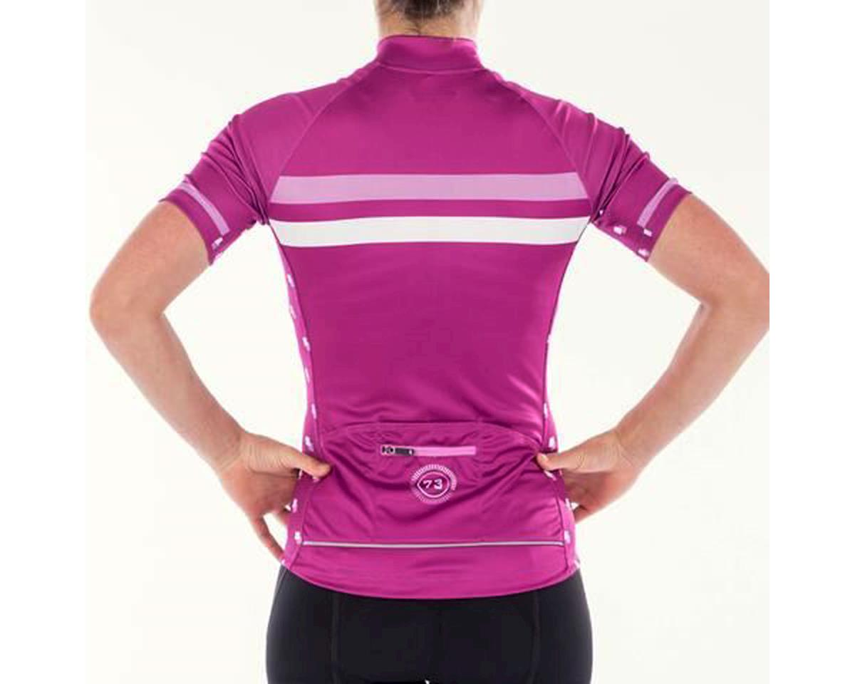 Bellwether Women's Galaxy Dazzle Jersey (Purple) (S)
