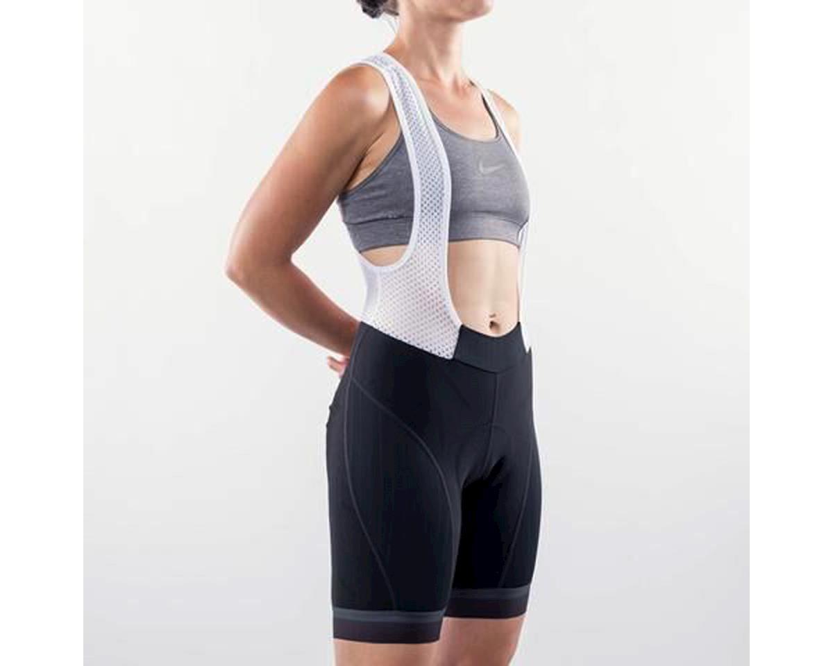 Bellwether Women's Coldflash Bib Short (Black) (Large) (M)