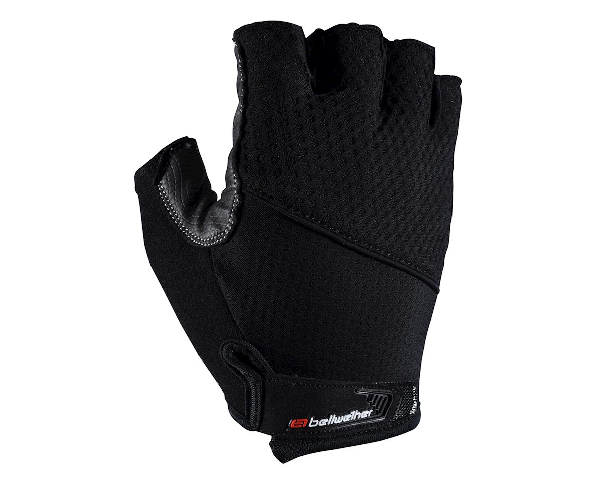 Gel Supreme Men's Short Finger Glove: Hi-Vis XL