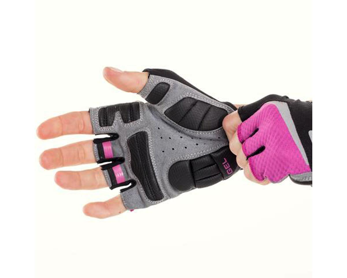 Bellwether Women's Ergo Gel Gloves (Fuchsia) (S)