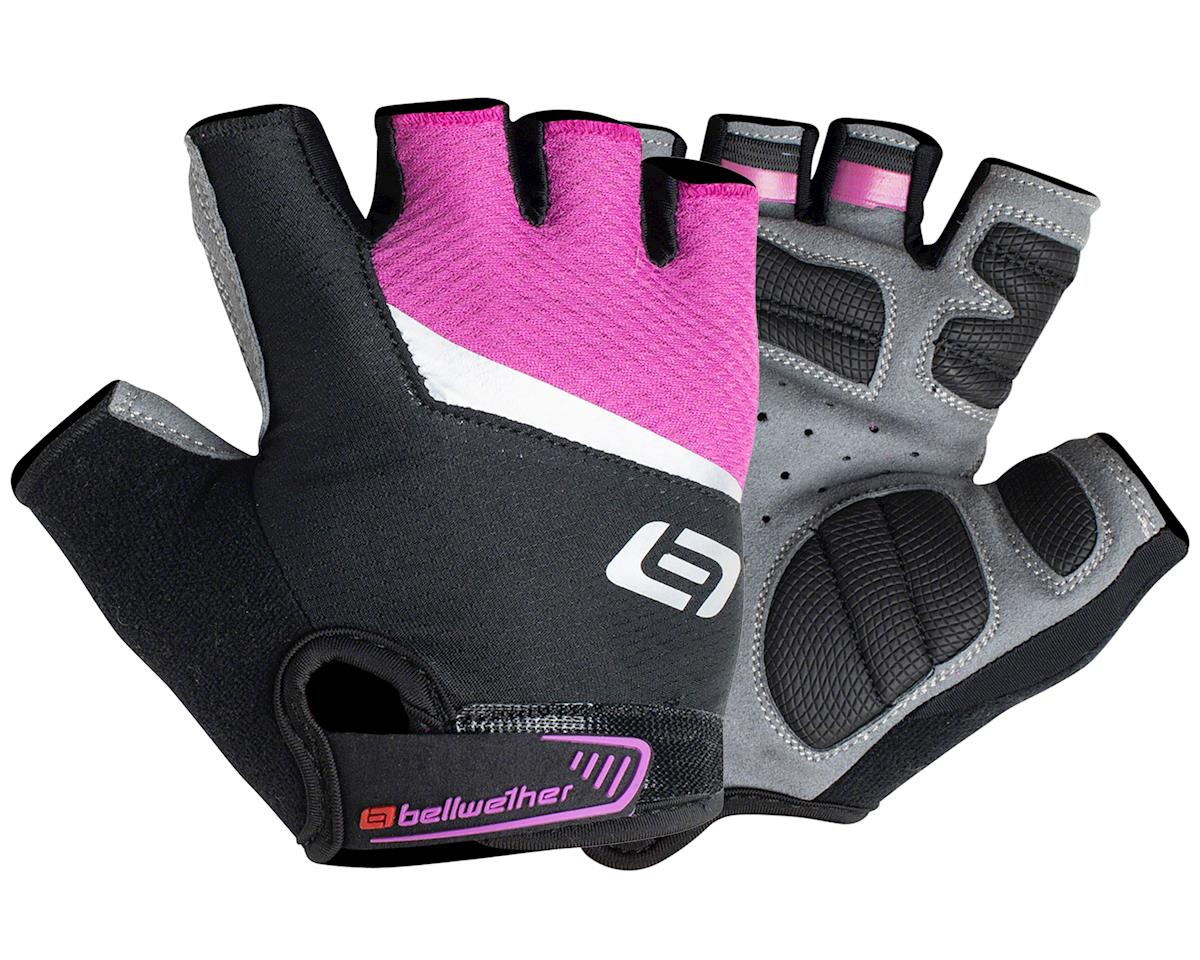 Bellwether Women's Ergo Gel Gloves (Fuchsia) (L)