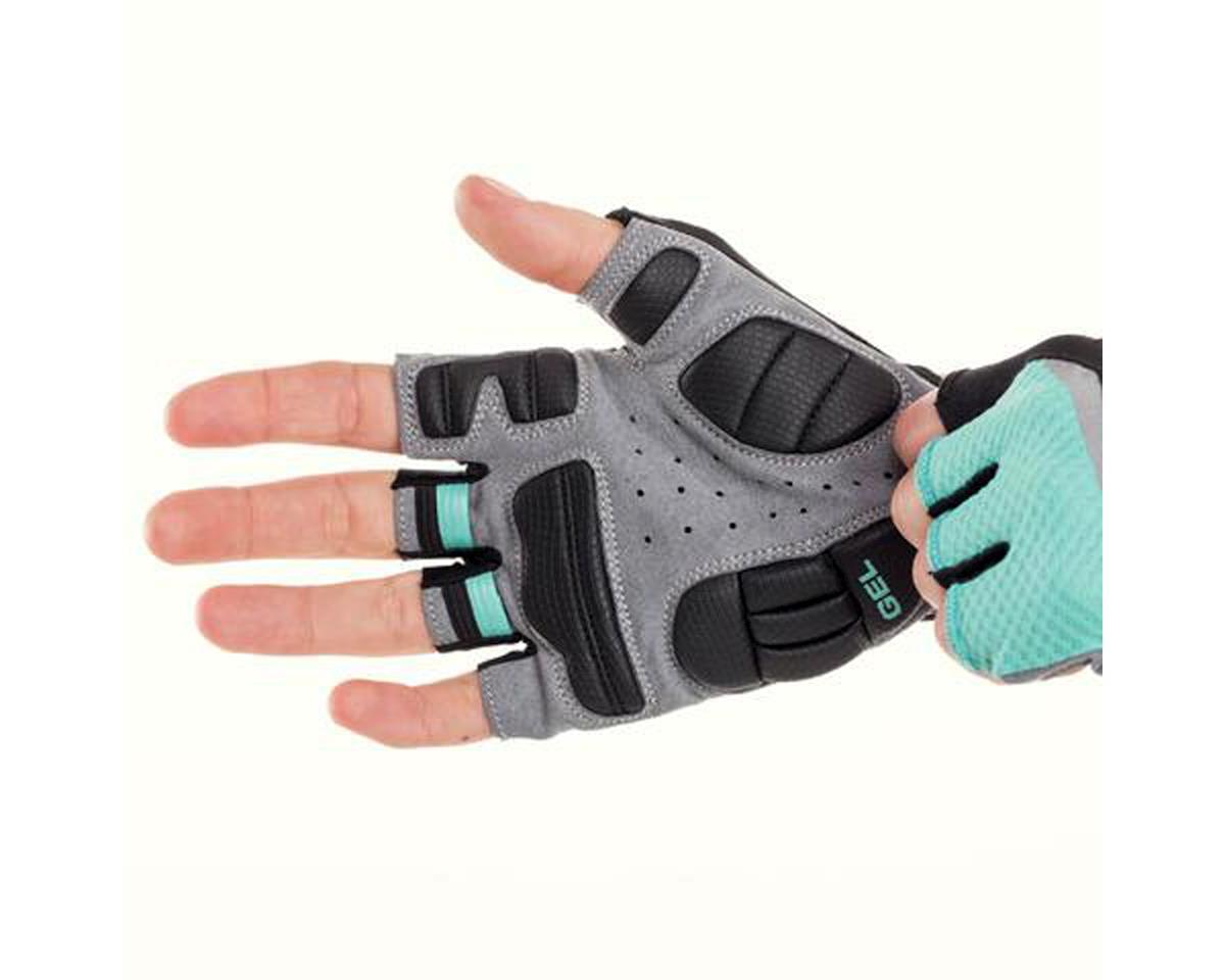 Bellwether Women's Ergo Gel Gloves (Aqua) (M)