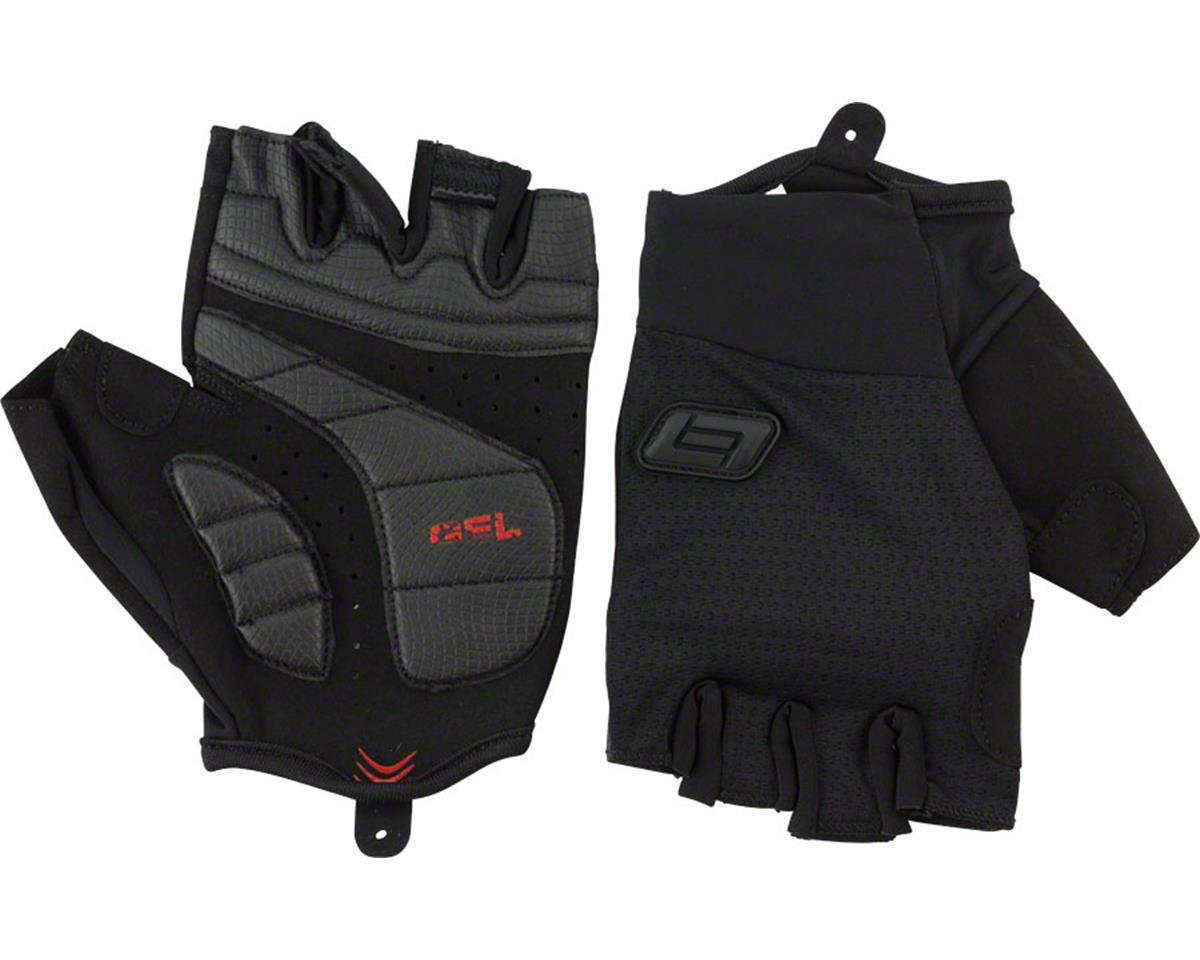Bellwether Pursuit Men's Short Finger Glove (Black) (L)