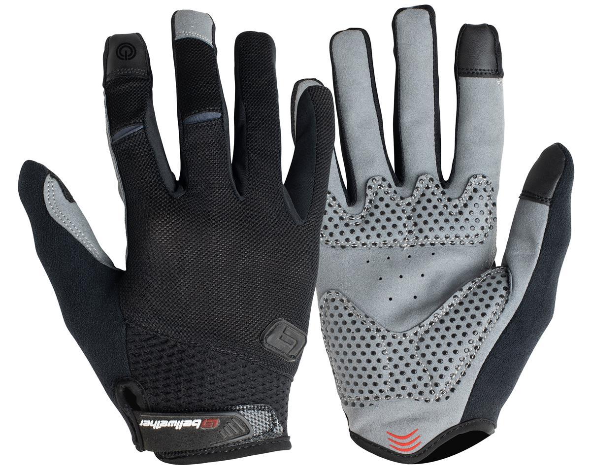 Bellwether Direct Dial Men's Full Finger Glove (Black) (S)