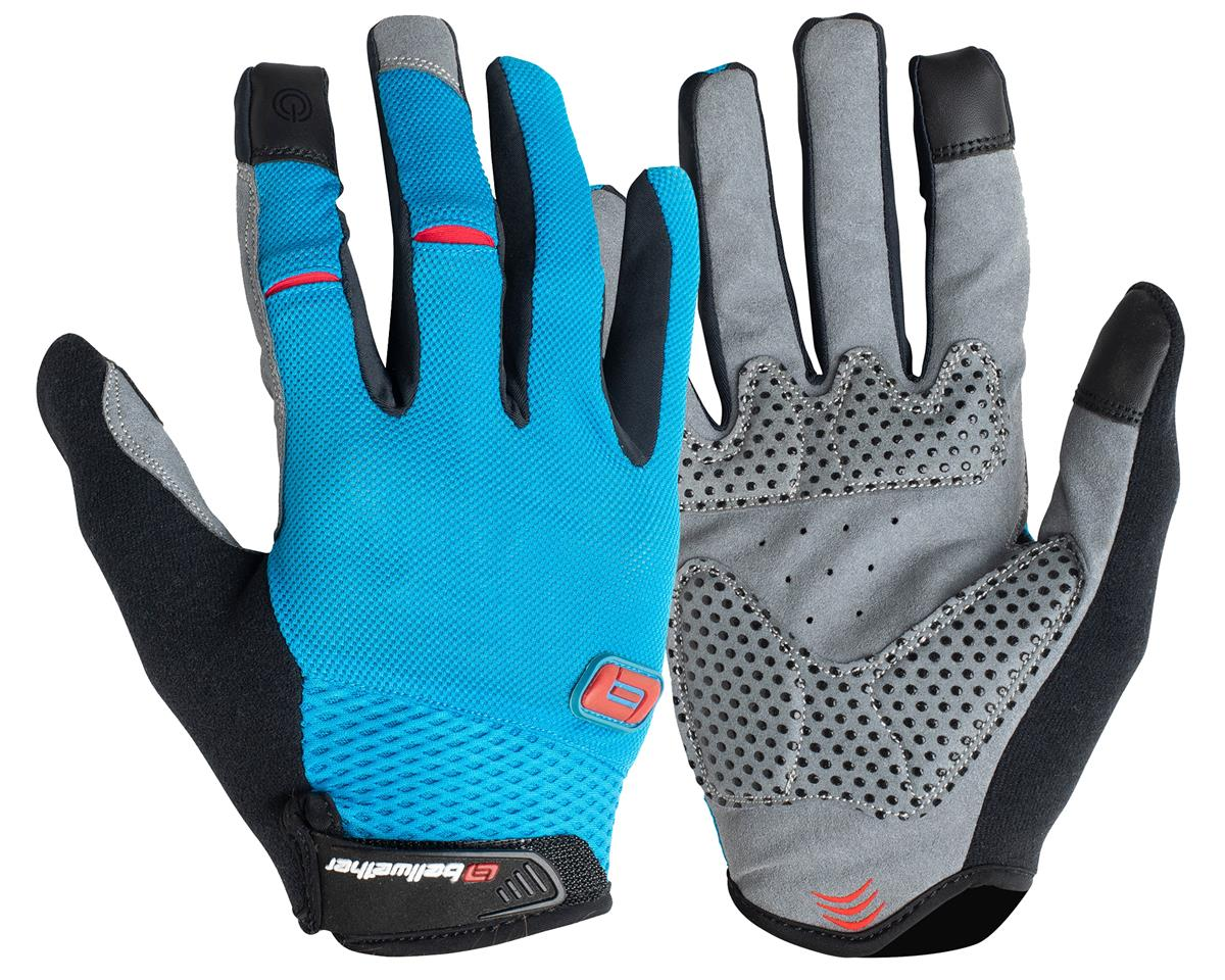 Bellwether Direct Dial Men's Full Finger Glove (Ocean) (XL)