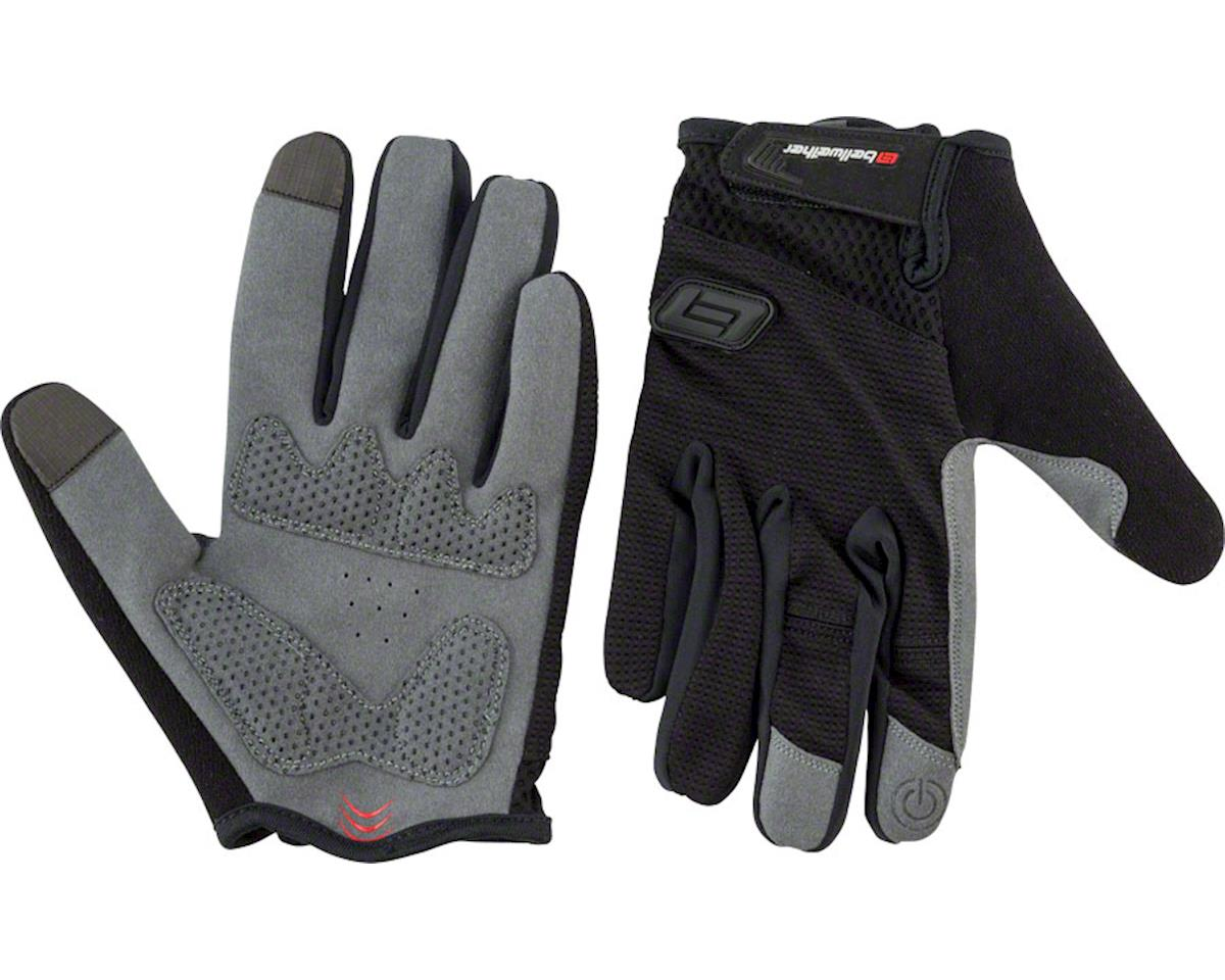 Bellwether Direct Dial Women's Full Finger Glove: Navy XL (L)