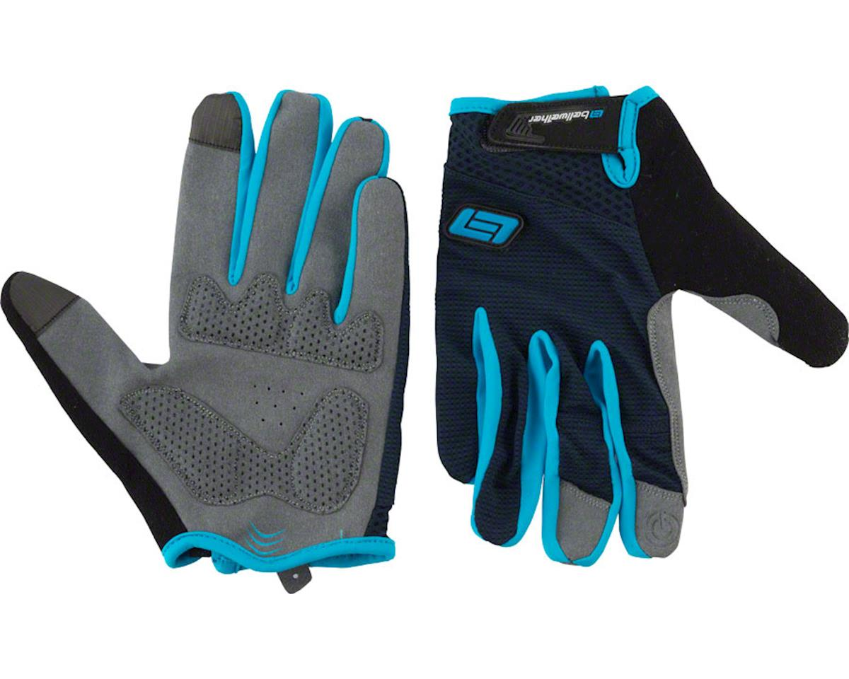 Bellwether Direct Dial Women's Full Finger Glove: Navy XL (M)