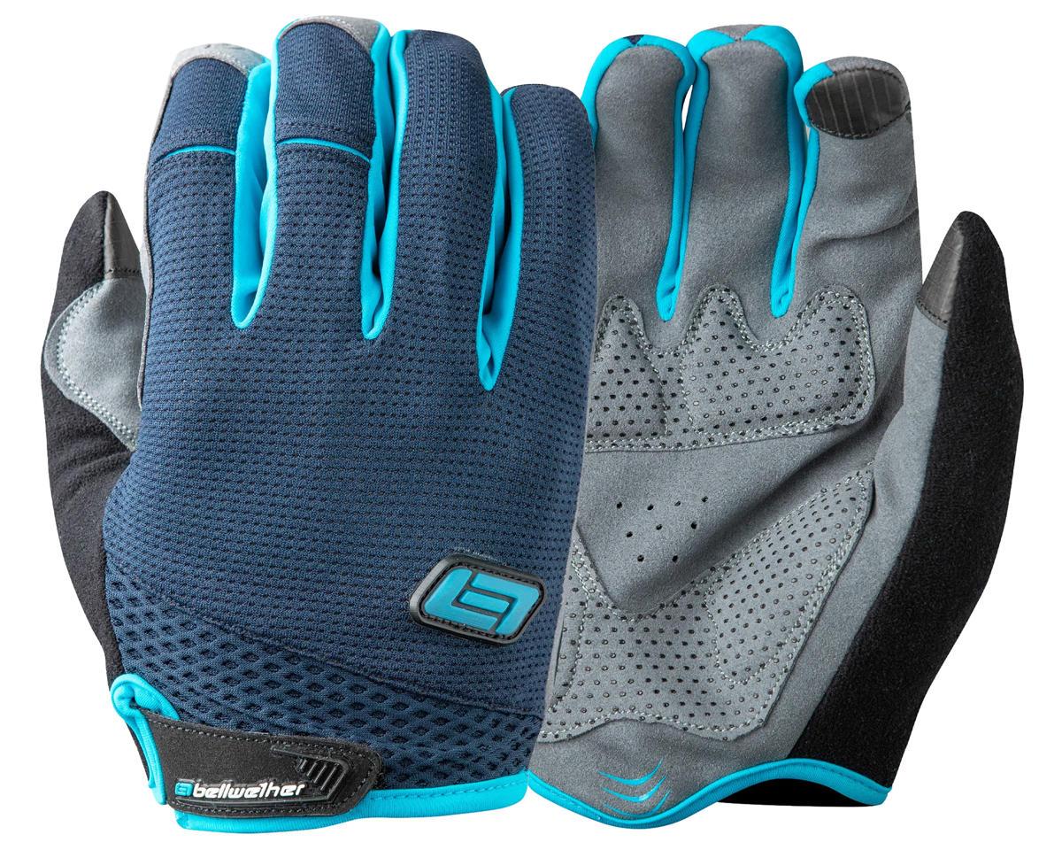 Bellwether Direct Dial Women's Full Finger Glove (Navy) (L)