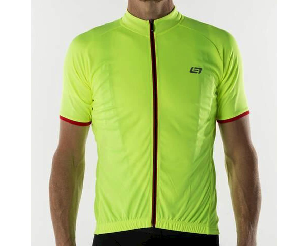 Bellwether Criterium Pro Cycling Jersey (Hi-Vis) (2XL)