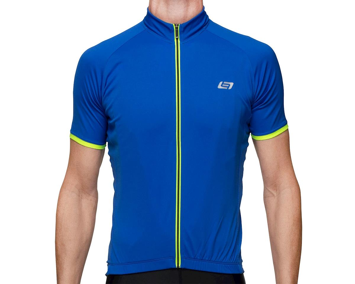 Image 1 for Bellwether Criterium Pro Cycling Jersey (True Blue) (L)