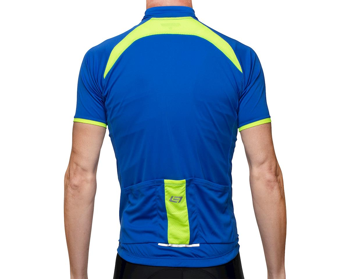 Image 2 for Bellwether Criterium Pro Cycling Jersey (True Blue) (XL)