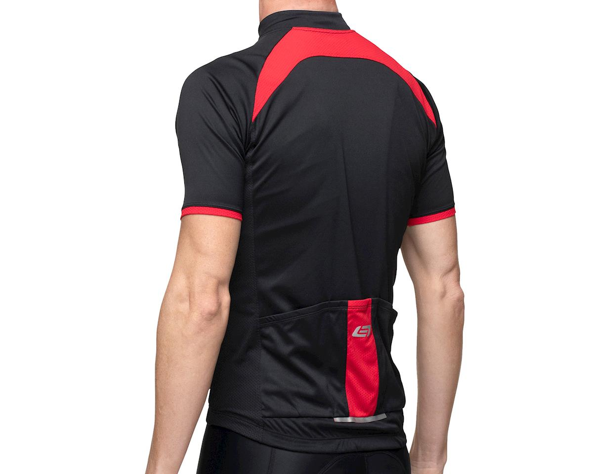 Image 2 for Bellwether Criterium Pro Cycling Jersey  (Black/Ferrari) (S)