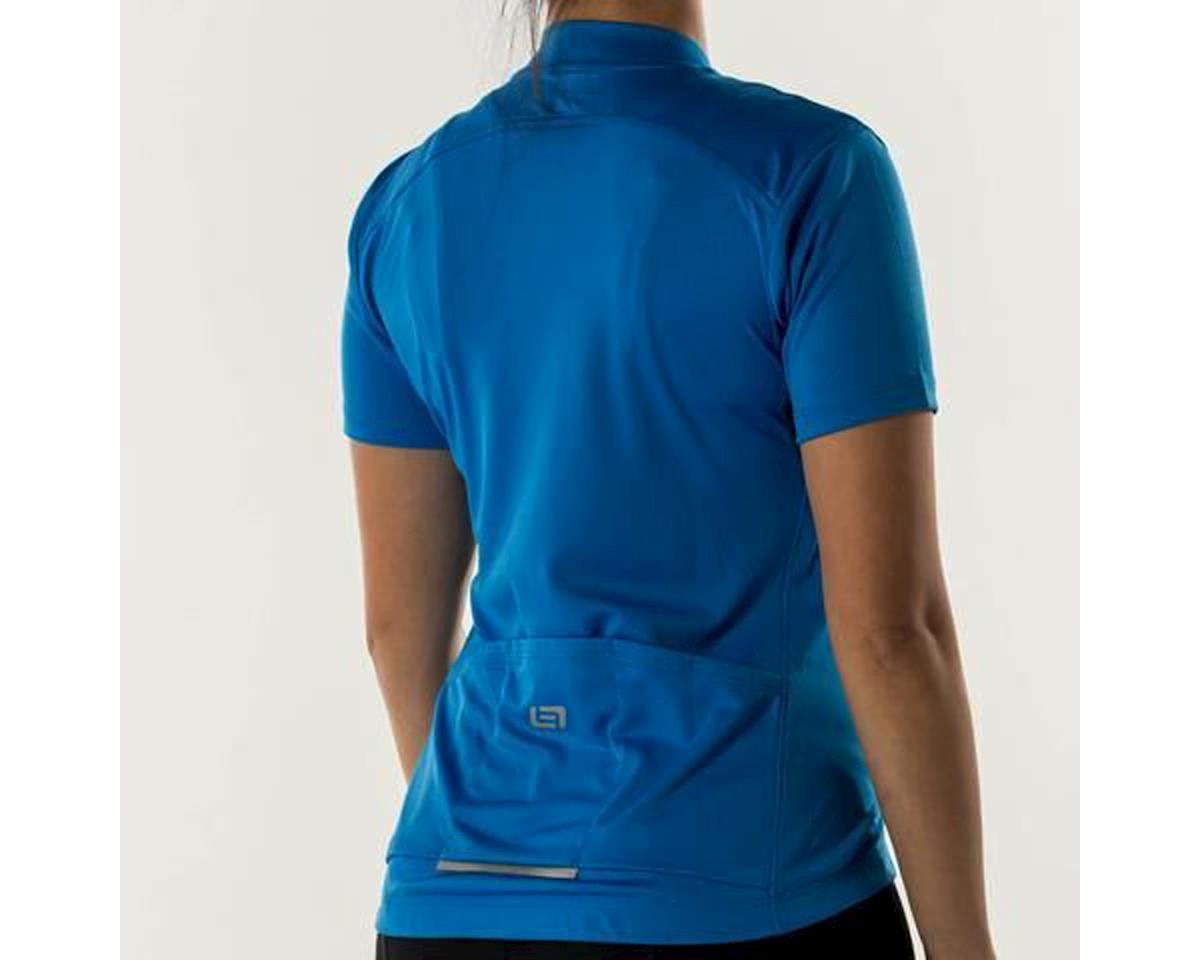 Image 3 for Bellwether Women's Criterium Jersey (Cyan Blue) (XS)