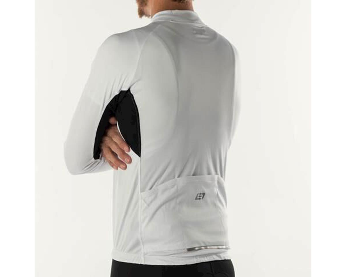 Image 3 for Bellwether Sol-Air UPF 40+ Long Sleeve Cycling Jersey (White) (S)