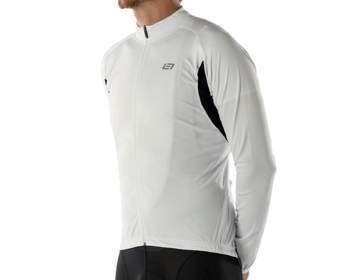 Bellwether Sol-Air UPF 40+ Long Sleeve Cycling Jersey (White) (M)