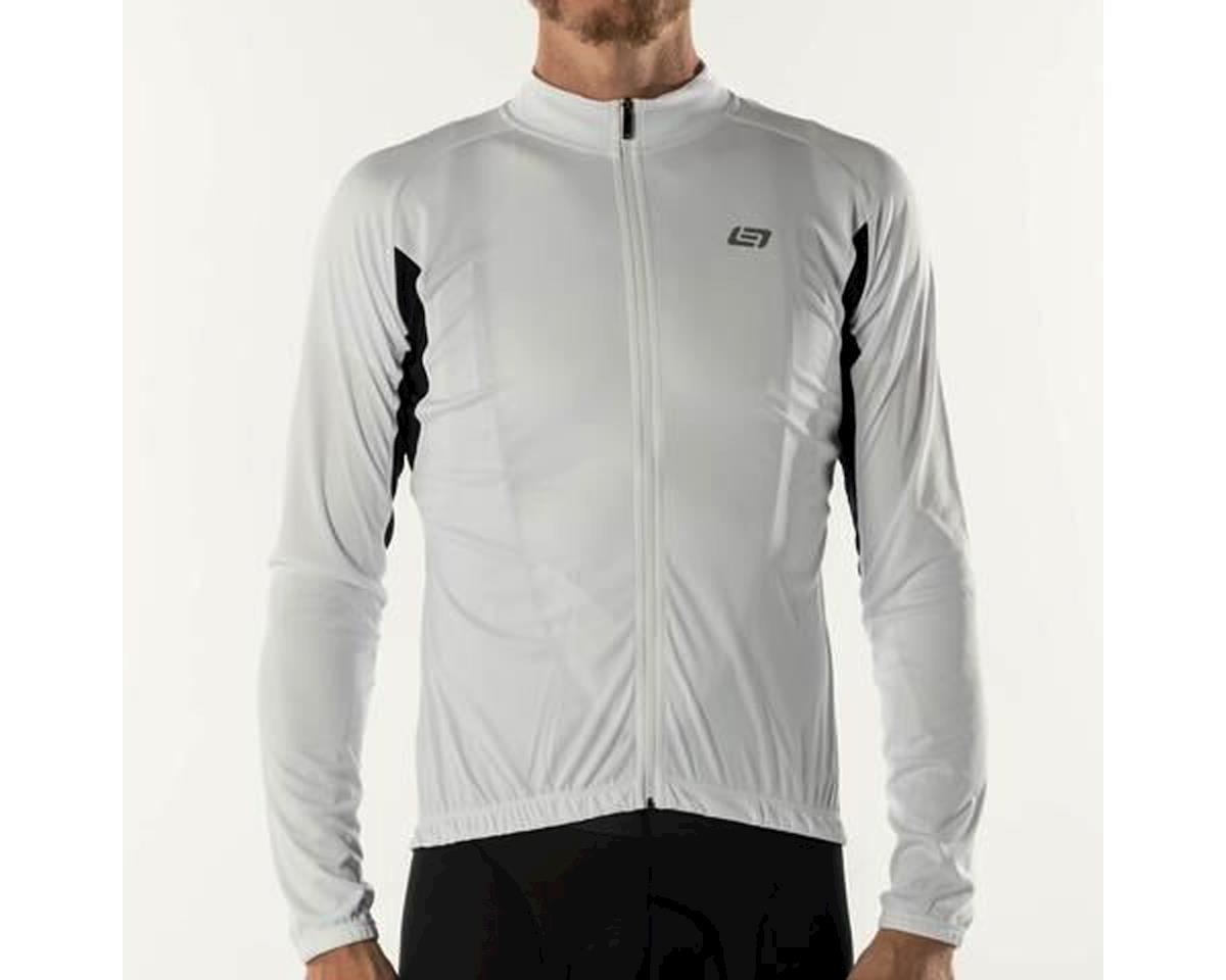 Image 2 for Bellwether Sol-Air UPF 40+ Long Sleeve Cycling Jersey (White) (L)