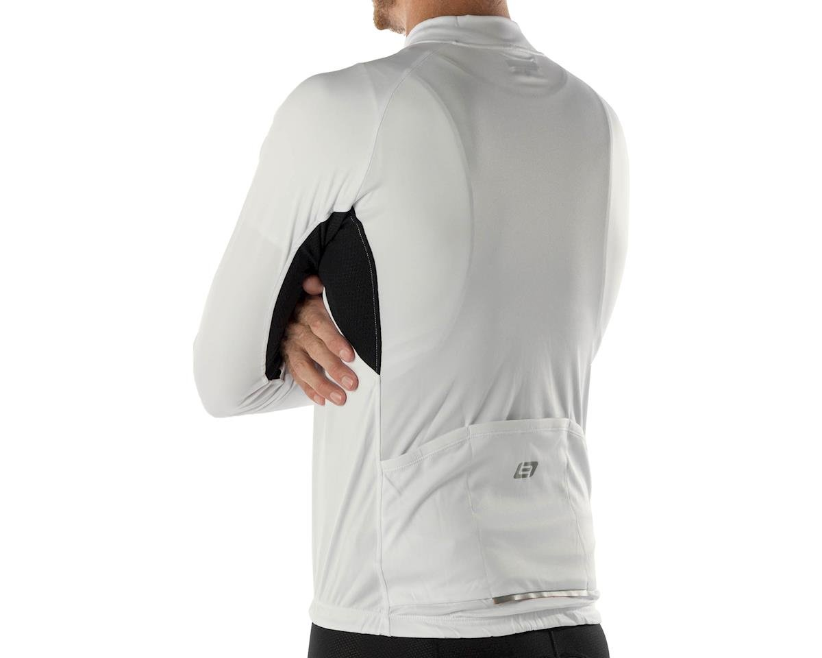 Image 2 for Bellwether Sol-Air UPF 40+ Long Sleeve Cycling Jersey (White) (XL)