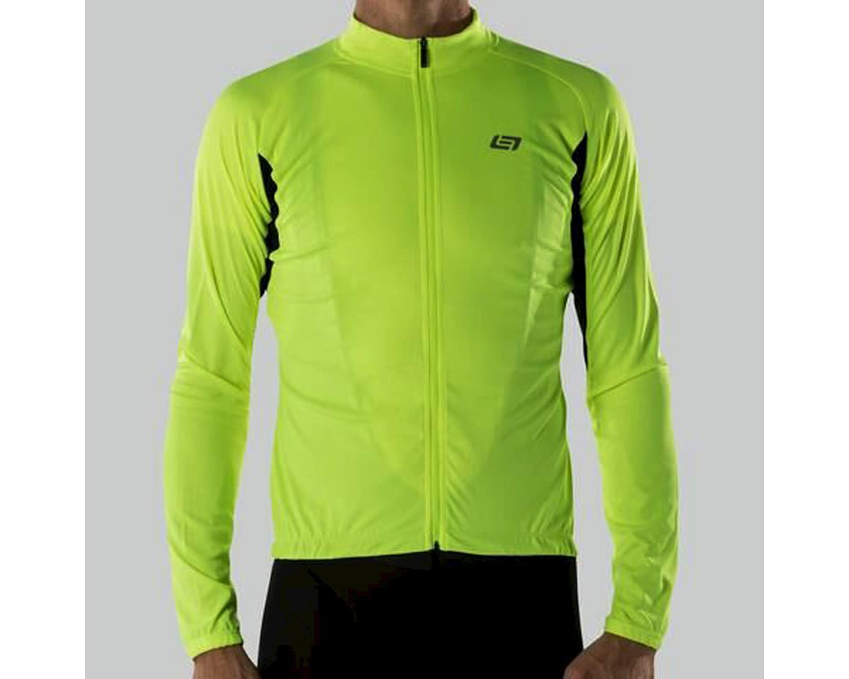 Bellwether Sol-Air UPF 40+ Long Sleeve Cycling Jersey (Hi-Vis) (S)