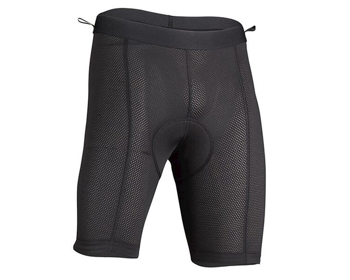 Bellwether Under-Short w/Chamois (Black)