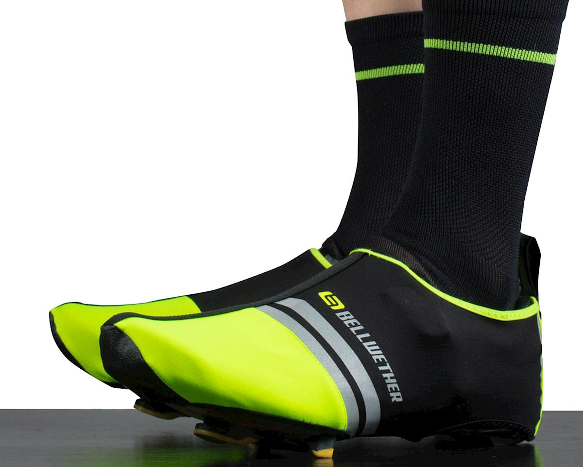 Bellwether Coldfront Shoe Cover (Hi-Vis Yellow) (L)