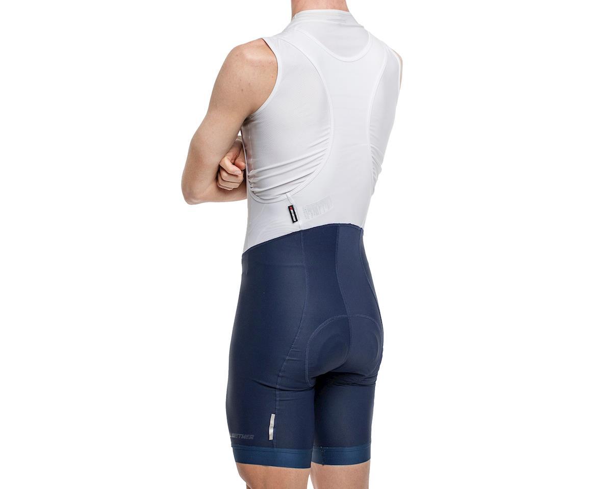 Image 2 for Bellwether Newton Men's Cycling Bib Short (Navy) (XL)