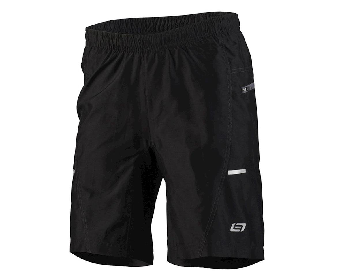 Bellwether Women's Ultralight Gel Baggies Cycling Short (Black) (L)
