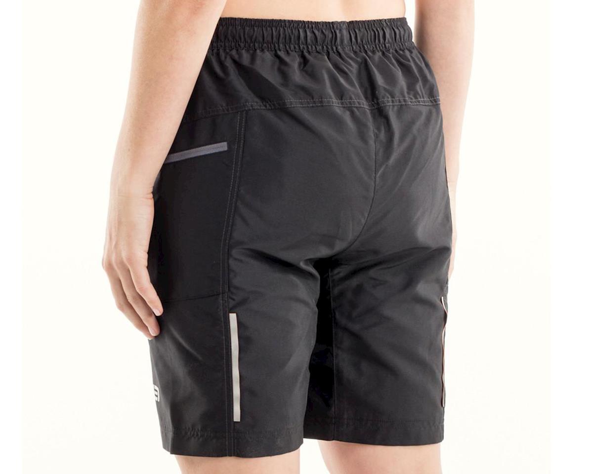 Image 2 for Bellwether Women's Ultralight Gel Baggies Cycling Short (Black) (XL)