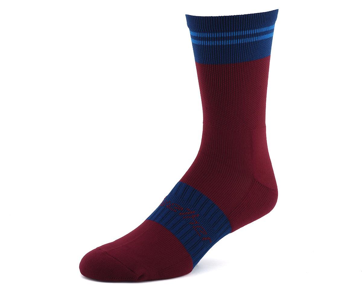 Bellwether Flight Sock (Burgundy)