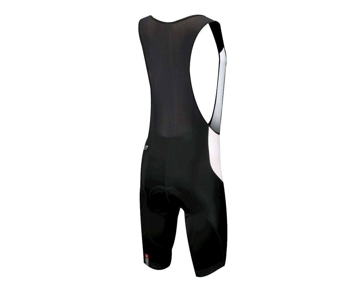 Bellwether Forma Bib Shorts (Black/White) (Xxlarge)