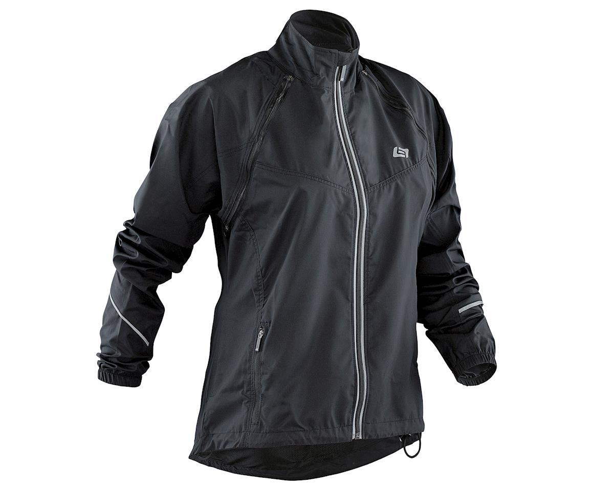 Bellwether Women's Convertible Jacket (Black)