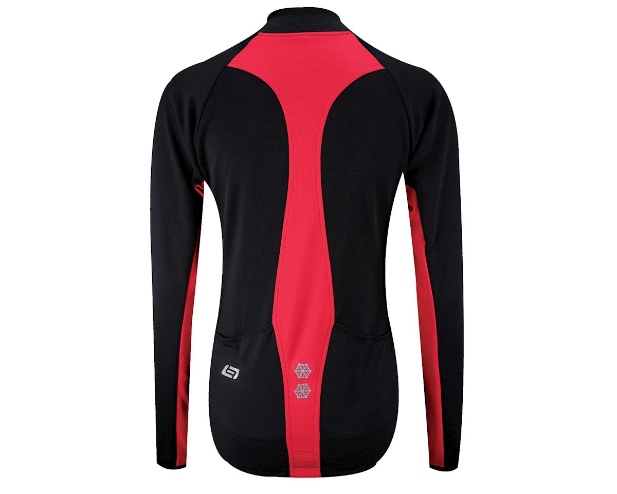 Image 3 for Bellwether Women's Tempo Long Sleeve Jersey (Blue) (Xlarge)
