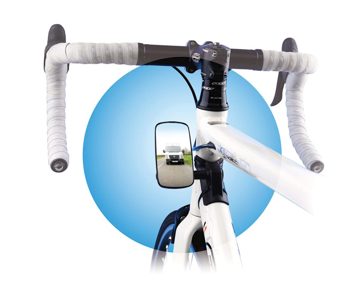 Bike-Eye Frame Mount Mirror (Wide)