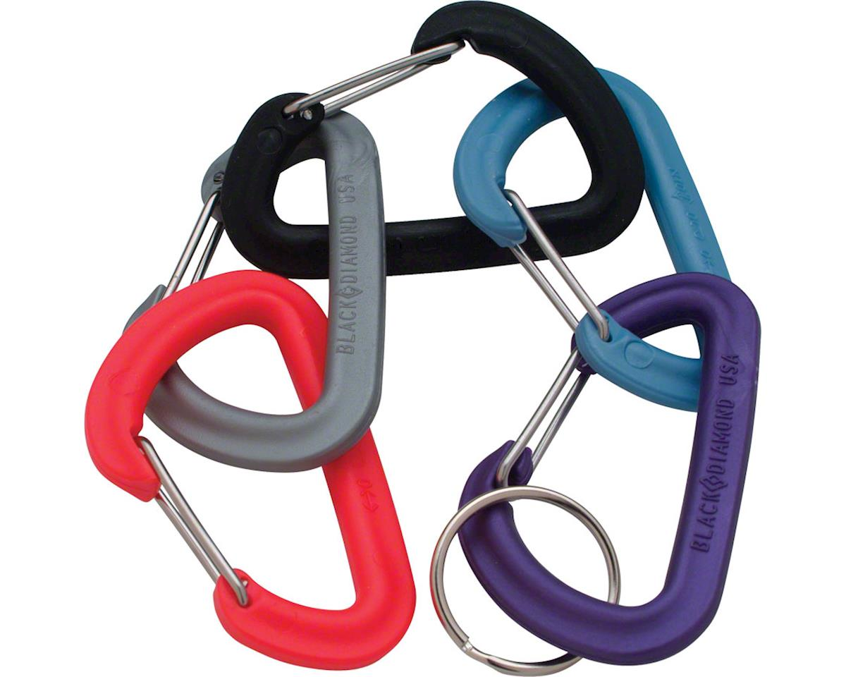 Black Diamond JiveWire Accessory Carabiner: SM