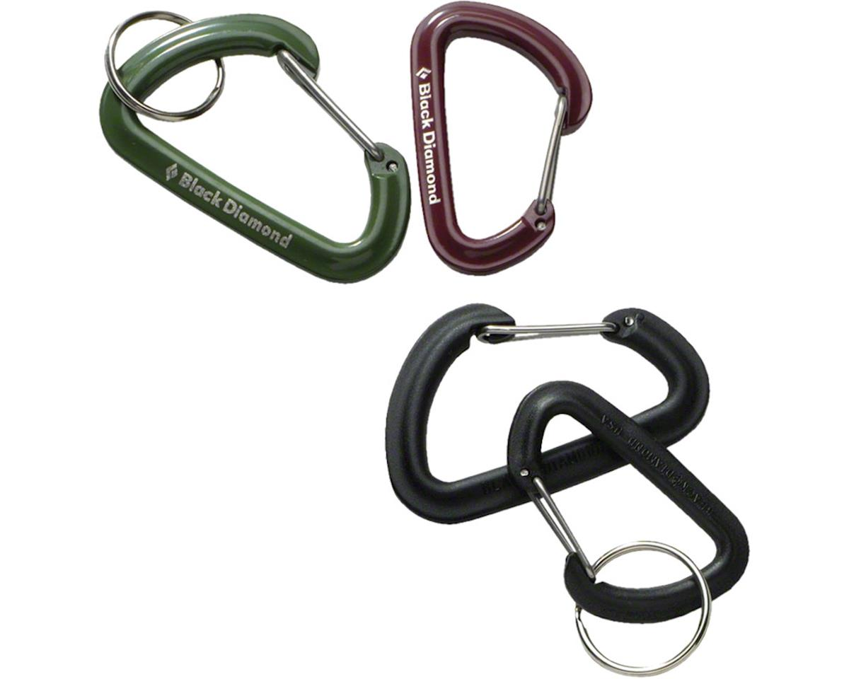 Black Diamond Micron Accessory Carabiner (L)