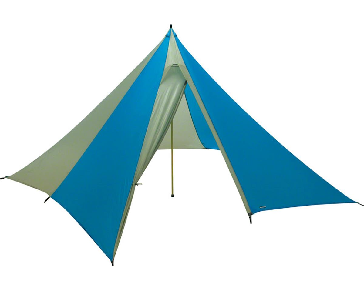 Mega Light Tent: Blue/Silver