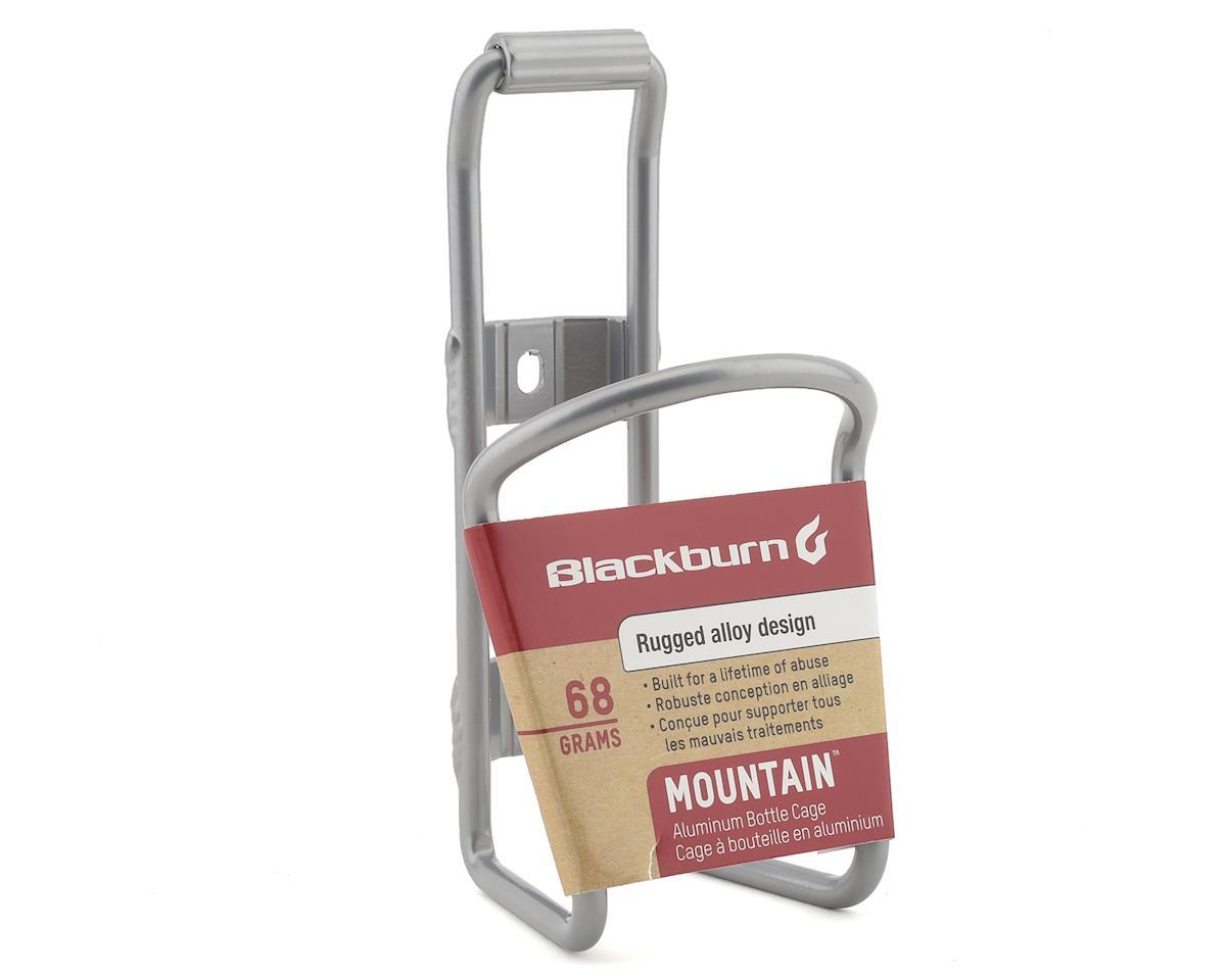 Blackburn MC-1 Mountain Bottle Cage (Silver)