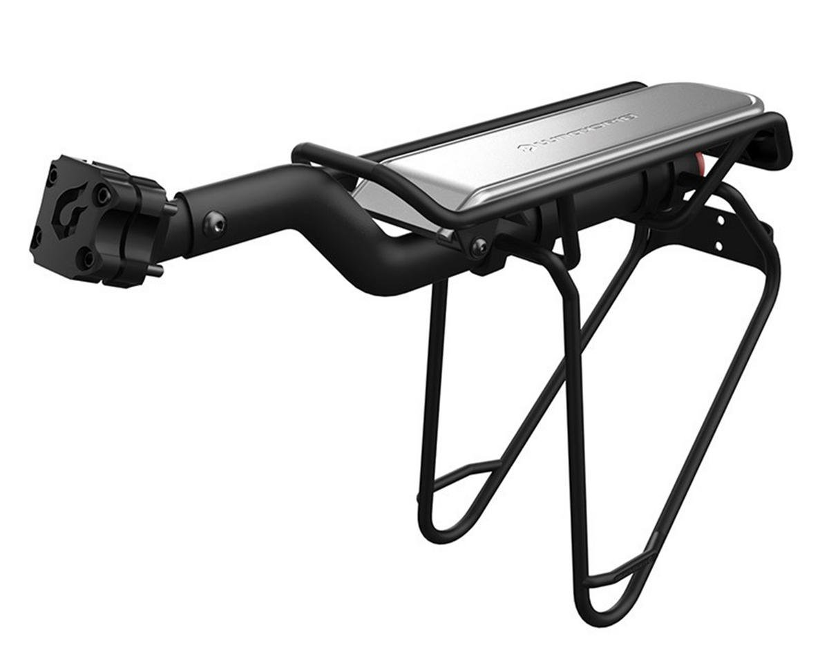 Interlock Locking Seatpost Rack (Black)