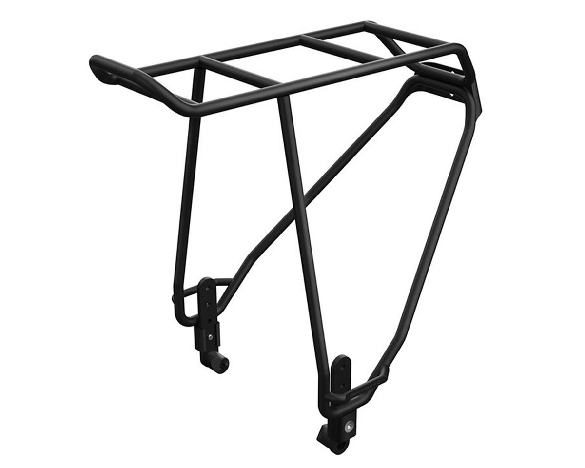 Central Rear Rack (Black)