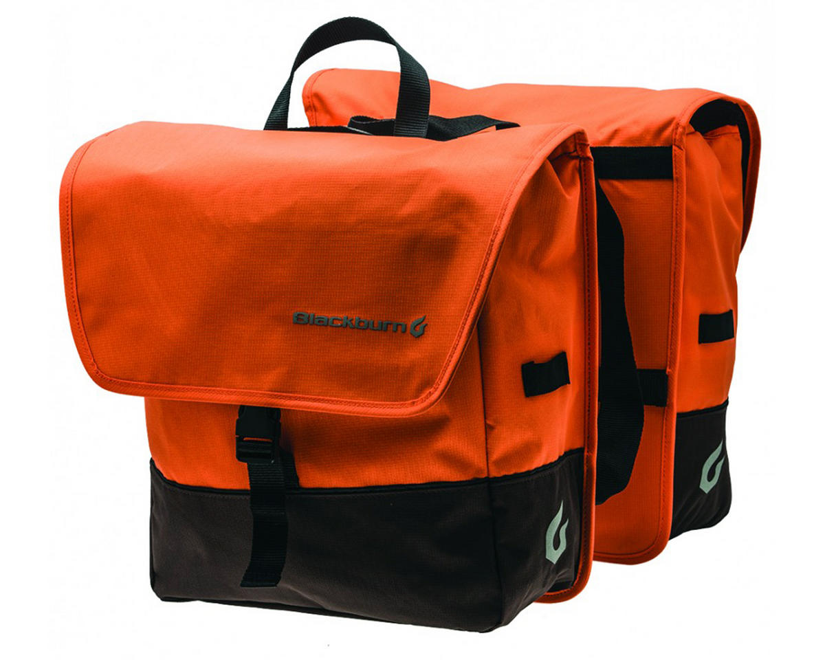 Blackburn Local Saddle Bag Pannier (Orange)